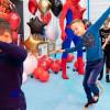 Супергеройская вечеринка