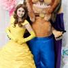 Самые настоящие герои сказки Красавица и чудовище